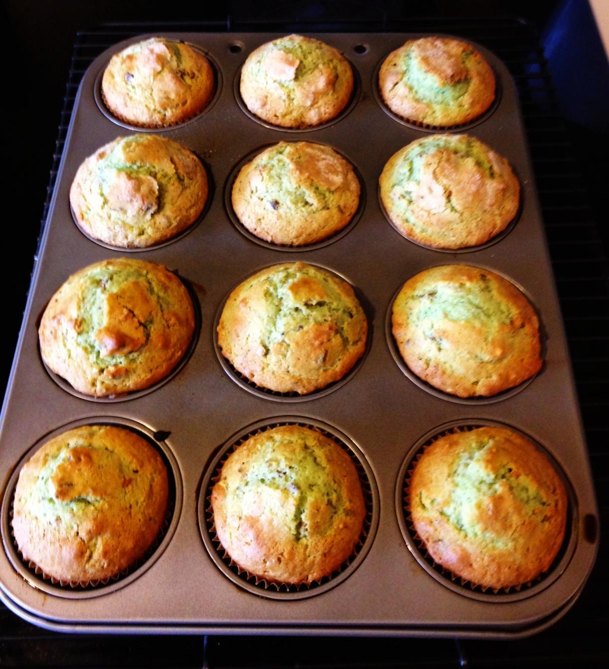 Pistachio Muffins Baked Northwest