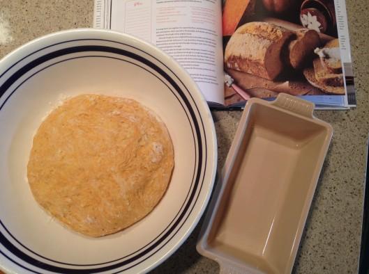 Beekman Pumpkin Cheddar Bread