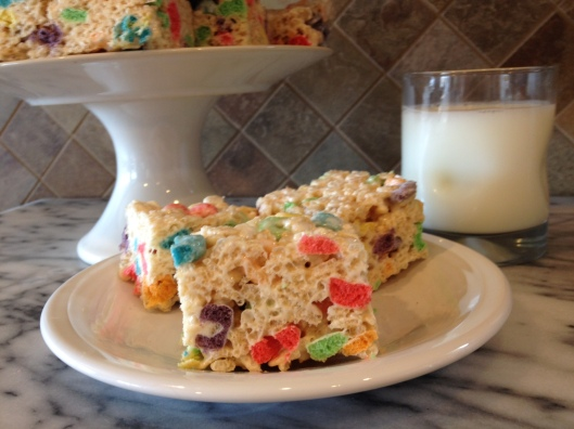 Fruity Krispies