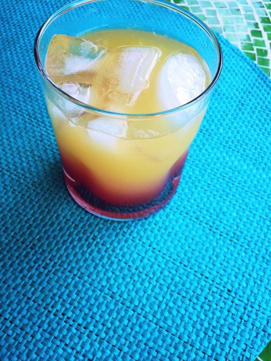 Sunset Margarita