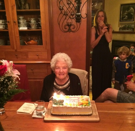 95th Birthday!